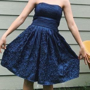 B. Darlin Strapless Cocktail/Party/Prom Dress!